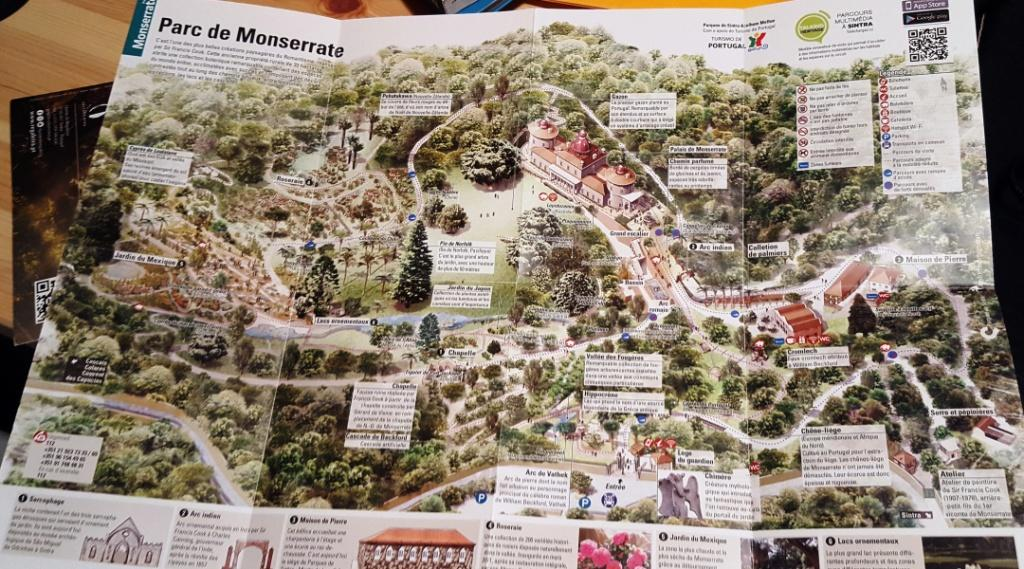 Parc de monserrate